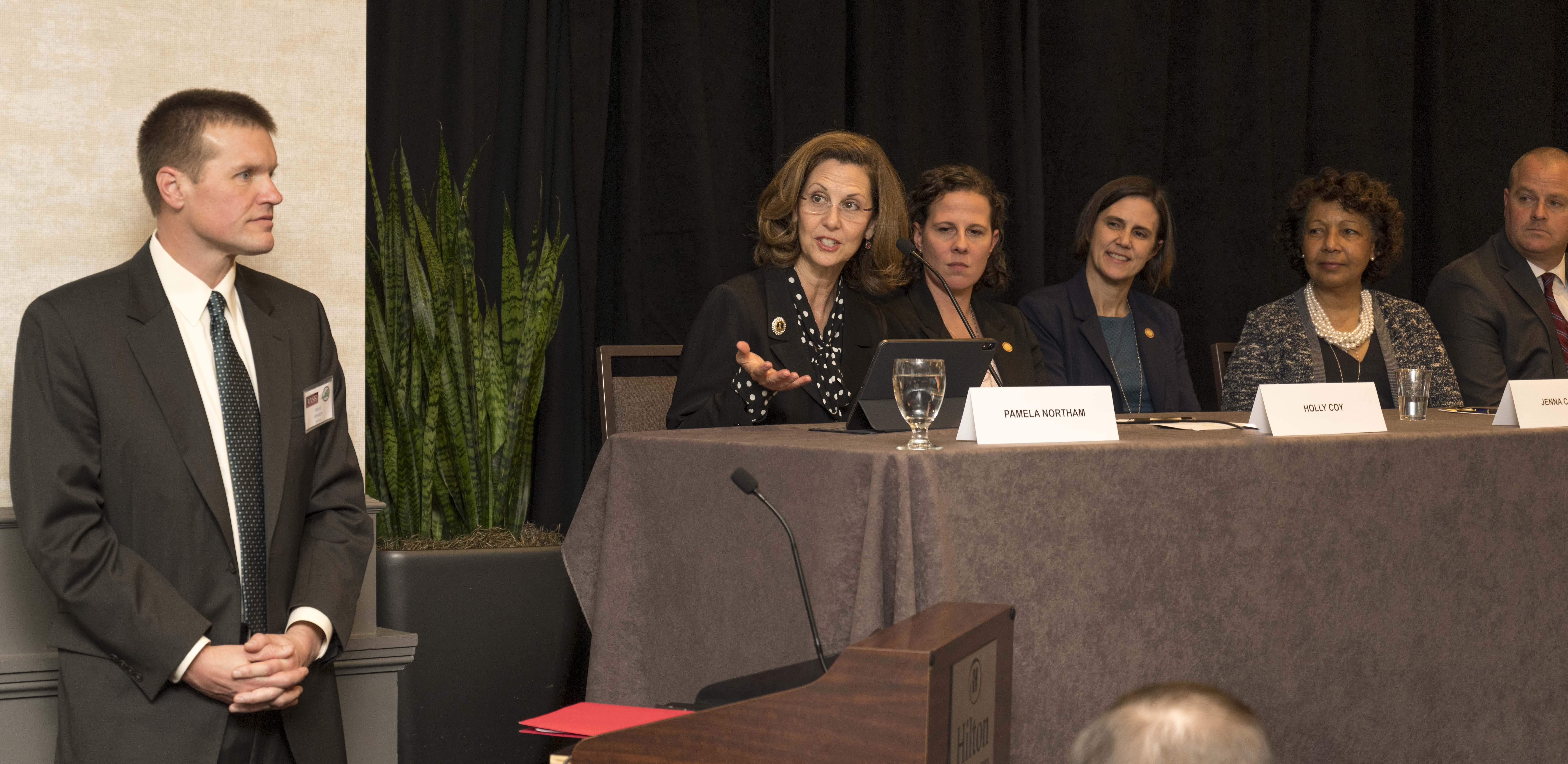 First Lady Leads Panel Discussion on Virginia's Early Childhood Education Initiatives