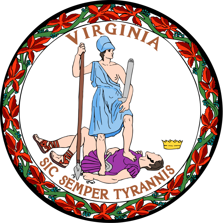 768px Seal of Virginia