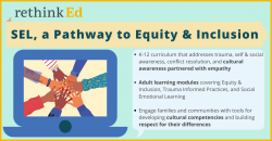 Rethink Ed Equity and Inclusion Track for Adults & Students