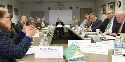 Region IV Superintendents Focus on Legislative Issues During January Meeting