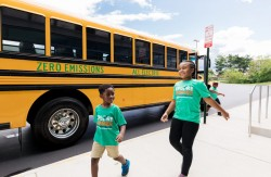 Dominion Energy Moves Forward with Electric School Bus Program